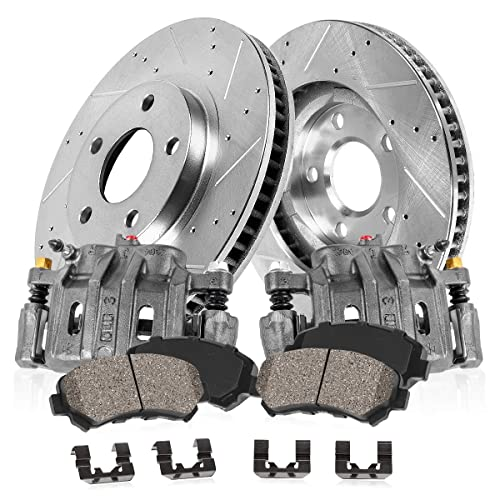 For 2000 Toyota Tundra Hart Brakes Front Super Duty Brake Pads