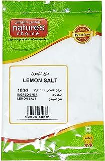 Natures Choice Lemon Salt Powder - 100 gm