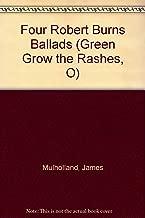 Four Robert Burns Ballads - Green Grow the Rashes, O - choeur mixte et piano - Partition - EA 446