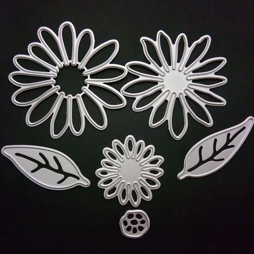 Large special price Metal Flower Leaves Shaped Die Stamps At the price of surprise Cuts Dies Embossin Cutting