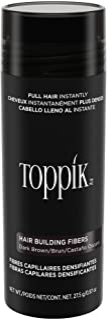 Toppik Hair Building Fibers 27.5gm - Dark Brown