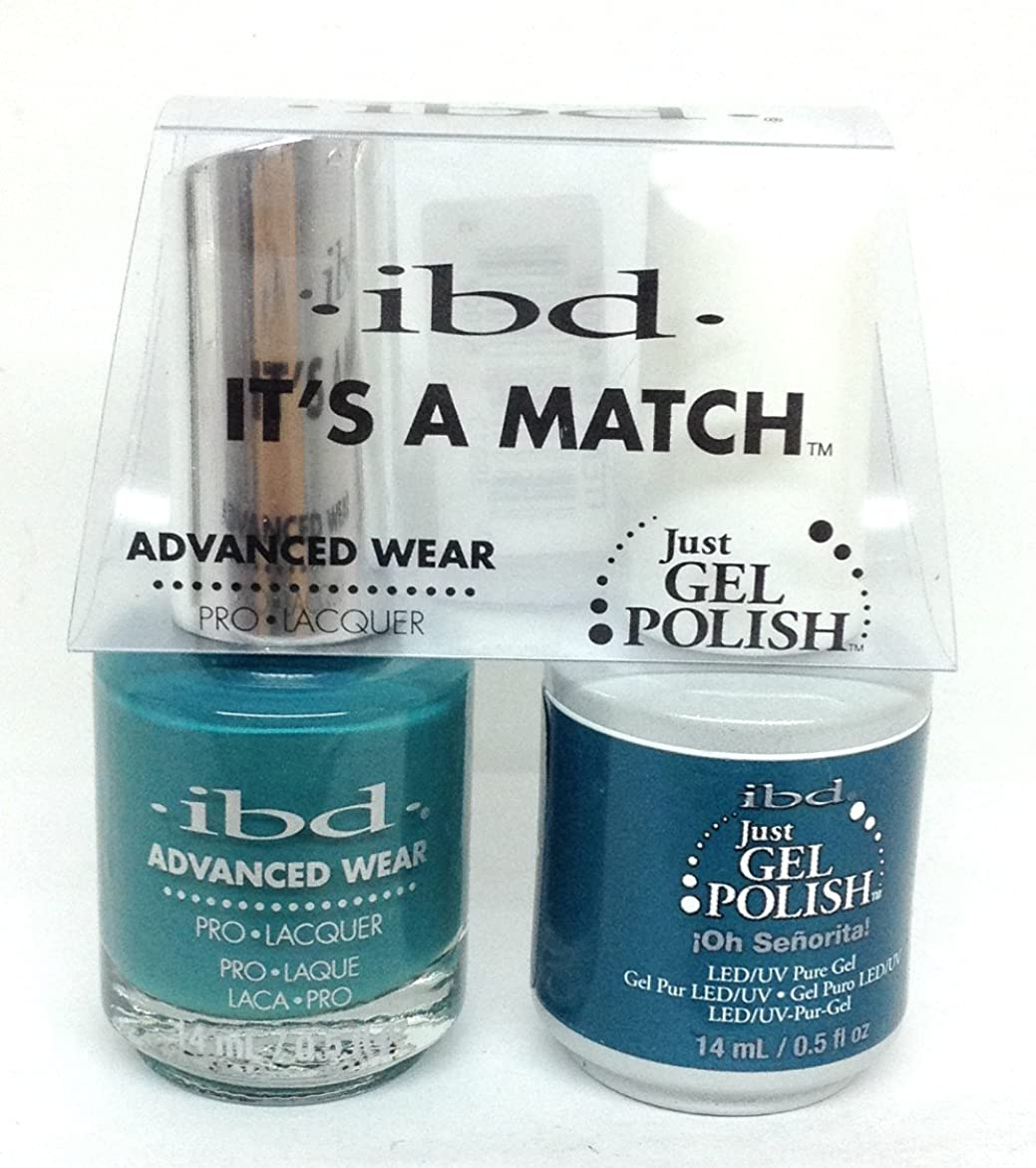 全くエイズ震えるibd - It's A Match -Duo Pack- Love Lola Collection - Oh Senorita - 14 mL / 0.5 oz Each