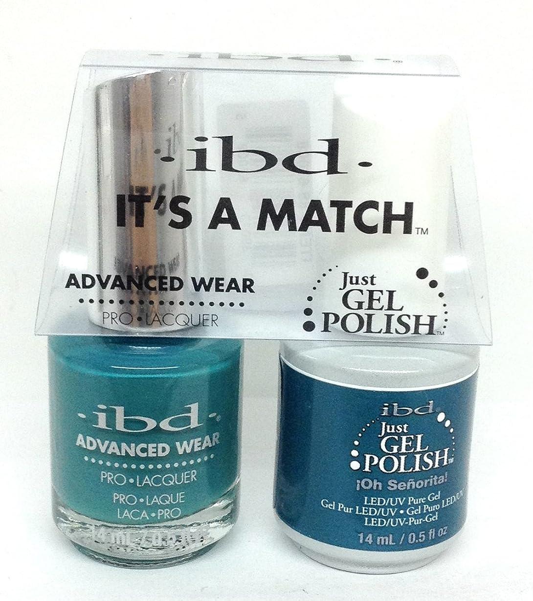 可能いつでも避難ibd - It's A Match -Duo Pack- Love Lola Collection - Oh Senorita - 14 mL / 0.5 oz Each