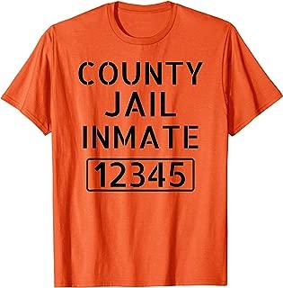 prisoner costume diy