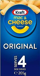 Kraft Mac & Cheese Original Dinner Pasta, 205g