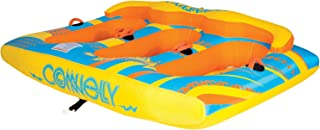 CWB Connelly Rocker 3 Towable Tube - 67142926/Yellow-Blue