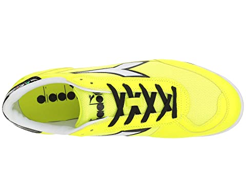 Diadora Cinquinha TF Fluo Yellow/White Ebay Cheap Online Clearance Best Prices Discount Countdown Package Outlet Cheapest 7VUOe