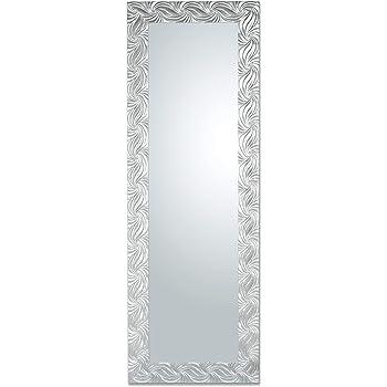 Specchio da Parete o da appoggio Cornice Rettangolare Legno