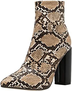 Best womens justin pink camo snake boots Reviews