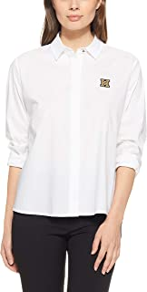 Tommy Hilfiger Shirts For Women, 6 UK, White