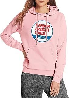 Hooded Sweatshirt for Women's Classic Long Sleeve Pullover Hoodie Sweatshirt with Pocket