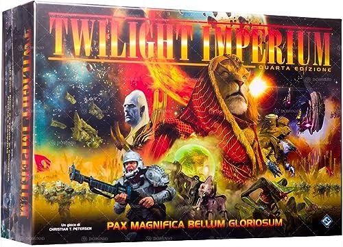 Asmodee - Twilight Imperium Quarta Edizione - Italiano