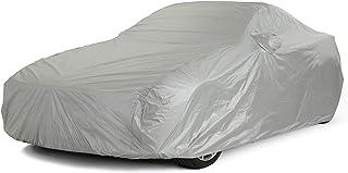 Black Fleeced Satin Covercraft Custom Fit Car Cover for Select Aston Martin Vanquish Models FS17628F5
