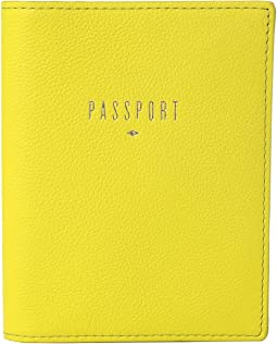 Rfid Travel Passport Case