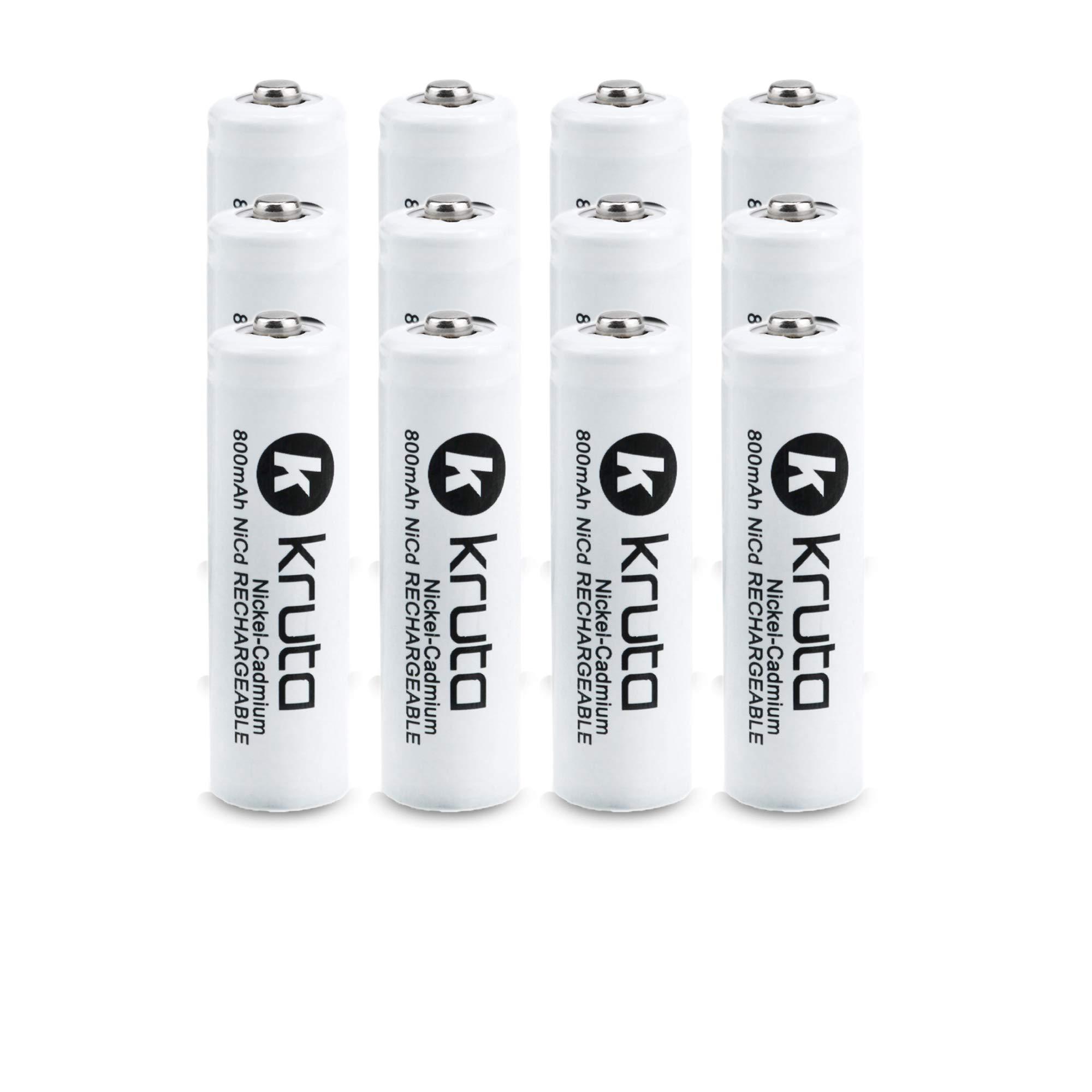 KRUTA Batteries Rechargeable Garden Rechargable