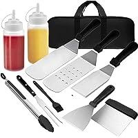 Deals on DOPKUSS Professional Griddle Accessories Kit 11 Pcs
