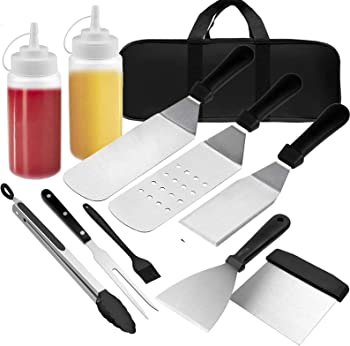 11-Pieses Dopkuss Professional Griddle Accessories Kit