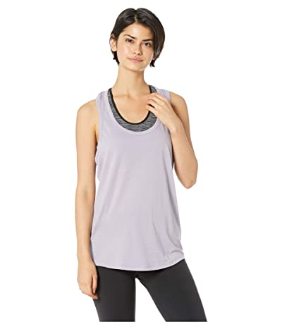 Beyond Yoga All About It Racerback Tank Top (Wild Wisteria) Women