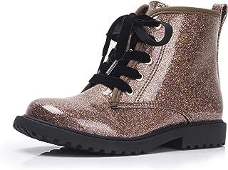 Black1 EU 37 5 M US Big Kid BeautyOriginal Girls Boots Ankle Fashion Boots Explore Shoes