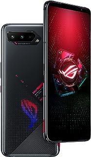 ASUS スマートフォン ROG Phone 5(16GB/256GB/Qualcomm Snapdragon 888 5G/6.78インチ ワイド AMOLEDディスプレイ Corning Gorilla Glass 6/Android 11...