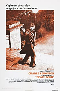 Posterazzi Death Wish Charles Bronson 1974 Movie Masterprint Poster Print (11 x 17)