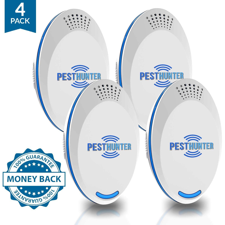 Premium Ultrasonic Pest Defender Electronic