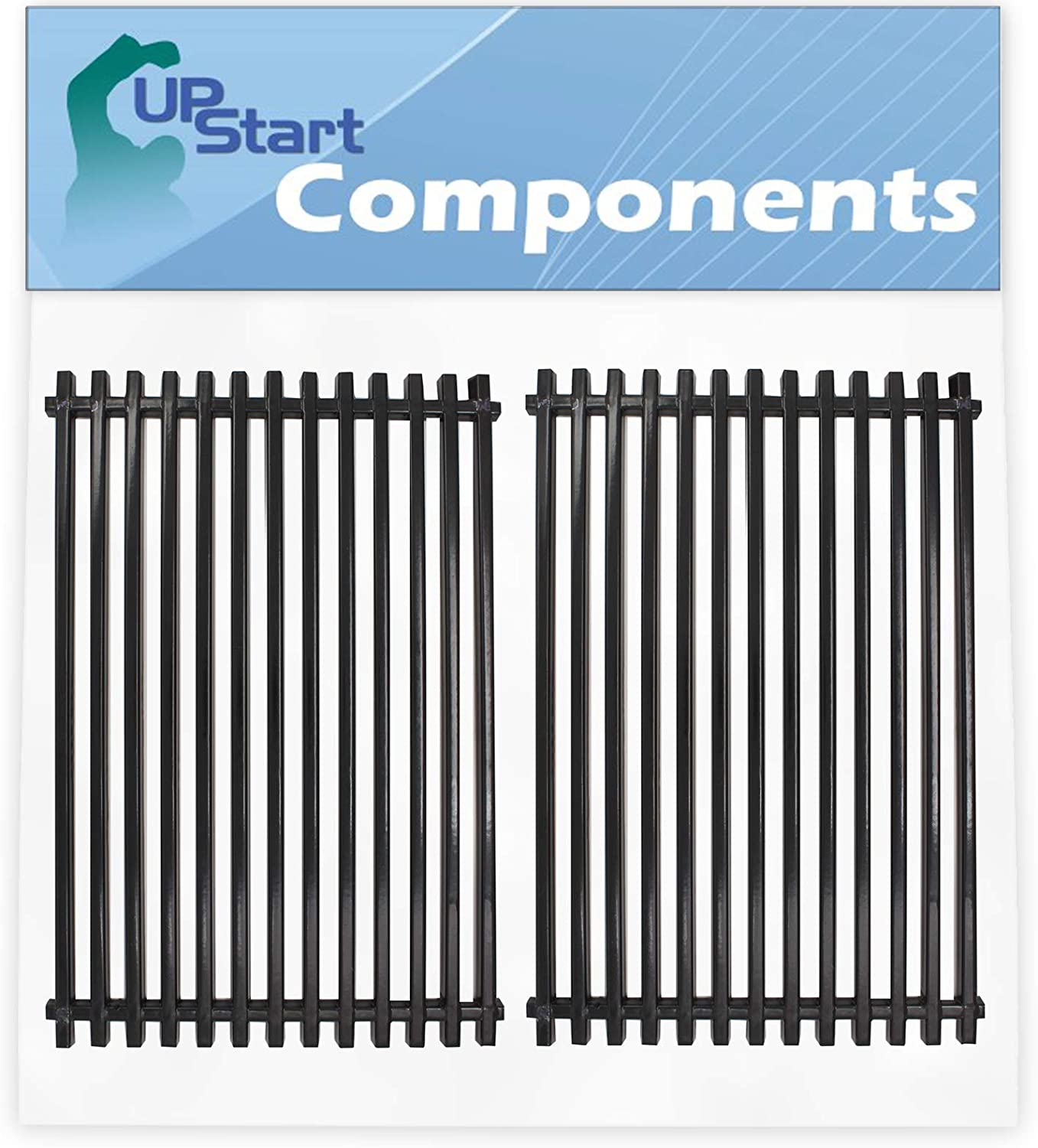 UpStart Components 2-Pack BBQ Ranking TOP15 Grill Grates Cooking low-pricing P Replacement