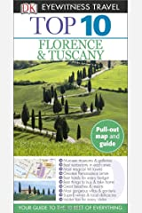 Top 10 Florence and Tuscany (EYEWITNESS TOP 10 TRAVEL GUIDE) Paperback