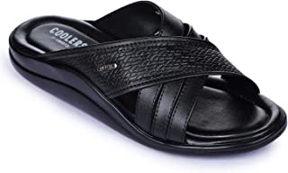 Coolers (from Liberty) Men's Don Black Hawaii Thong Sandals