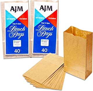Paper Lunch Bag (80 Count)