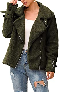 Surprise S Winter Jacket Imitation Suede Lamb Keep Warm Wool Coat Lapels Thicker Jacket Women