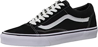 Vans Old Skool Classic Suede/Canvas, Baskets Basses Mixte