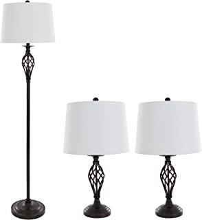 better homes and gardens floor lamp replacement shade