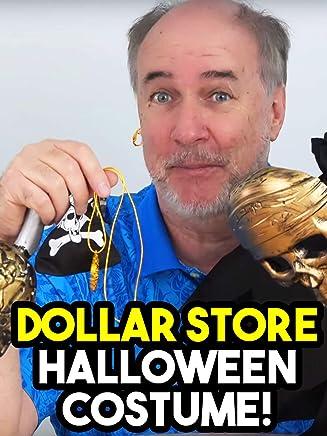 Clip: Dollar Store Halloween Costume