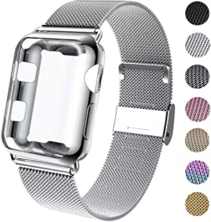 Jwacct Compatible For Apple Watch Band 42mm 44mm