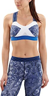 (FL, Kasbah) - Skins Dnamic Women's Sports Bra, Womens, DNAmic
