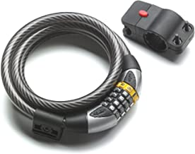 Serfas Combination Coiled Lock
