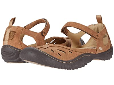 JBU Meadow (Tan/Brown) Women