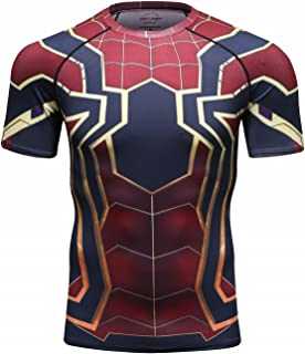 iron spider shirt