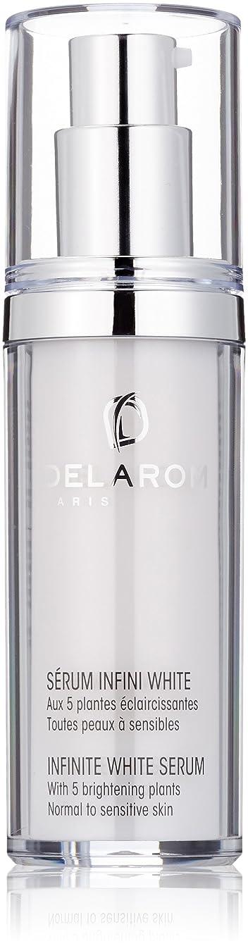 欺未来テメリティDELAROM Infinite White Serum - For Normal to Sensitive Skin 30ml/1oz並行輸入品