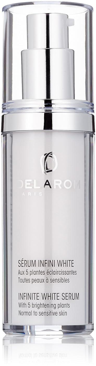 大胆不敵悪化させる経過DELAROM Infinite White Serum - For Normal to Sensitive Skin 30ml/1oz並行輸入品