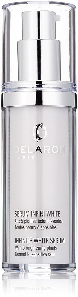部分的にお嬢画面DELAROM Infinite White Serum - For Normal to Sensitive Skin 30ml/1oz並行輸入品