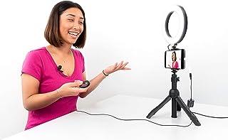 iRig Video Creator Bundle - Tu vía rápida para crear videos y transmisiones en vivo excelentes