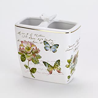 Avanti Linens Butterfly Garden Toothbrush