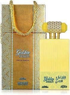 Nabeel Perfumes Golden Beach Eau De Perfume For Unisex - 100 ml
