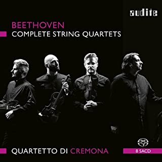 quartetto di cremona beethoven