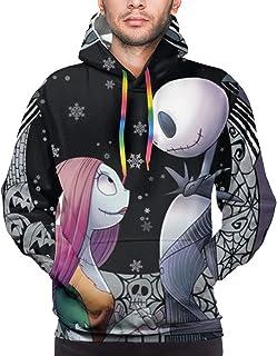 Jack Skellington Sally 3D Christmas Hoodies Sweater Jackets Cosplay Sweatshirts