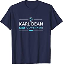 Karl Dean For Governor Tennessee Campaign vote t-shirt