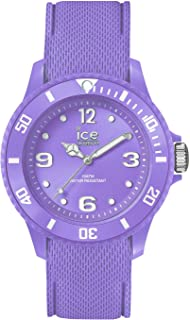 Ice-Watch - ICE sixty nine Purple - Montre violette pour femme avec bracelet en silicone