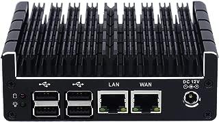 Firewall Appliance With 2x Intel Gigabit Ports, Dual Core Celeron, AES-NI, 4GB RAM, 32GB mSATA
